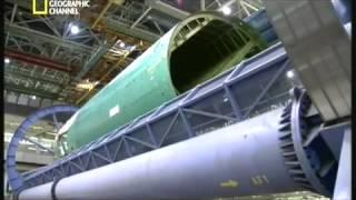 National Geographic Mega Fabrikalar Boeing Ucak Fabrikasi