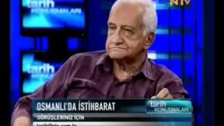 NTV-Tarih Konuşmaları – Osmanlı'da istihbarat